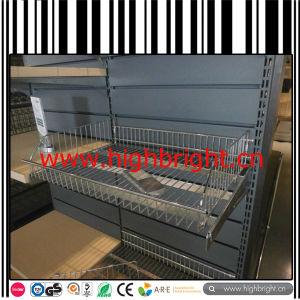 Euro Style Heavy Duty Tear Drop Warehouse Pallet Racks pictures & photos