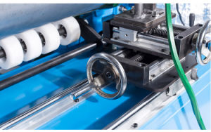 Holo Automatic Belt Strip Welding Machine pictures & photos