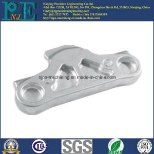 Custom Stainless Steel CNC Machined Forging Products pictures & photos