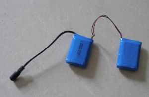 18650 3.7V Lithium Battery pictures & photos