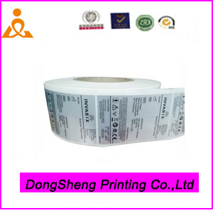 Wholesale Paper Barcode Label Made in China