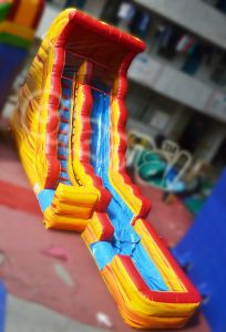 17′h Volcano Inflatable Water Slide (CHSL511) pictures & photos