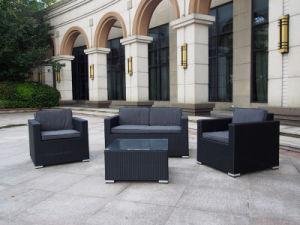 Modern Patio Garden Rattan Furniture Outdoor Leisure Sofa Forfour