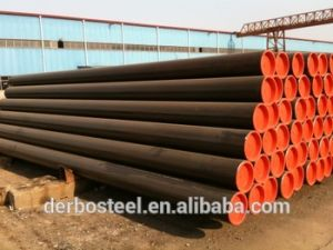 API5l Gr. B A106 Steel Pipes with Flange pictures & photos
