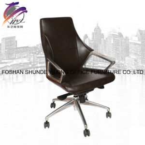 Hot Item Modern Low Back Softpad Office Chair /Swivel PU or Leather Executive Chair pictures & photos