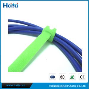 Promotion Customized Nylon Colorful Hook & Loop Cable Ties pictures & photos