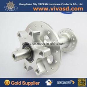 CNC Machining Custom Aluminum Parts Bicycle Hub pictures & photos
