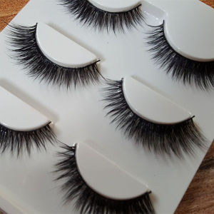 Most Fashion Synthetic Hair Material False Eyelashes Wholesale pictures & photos
