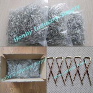 Handsome X-Shape Metal Shirt Clips (P160114E)