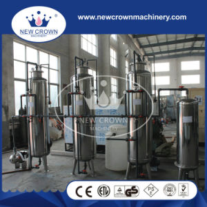 Capacity Customized Stainless Steel Reverse Osmosis System in Water Treatment Plant pictures & photos