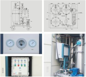 Oil Bearing Wastewater Treatment Machine pictures & photos