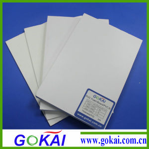 PVC Foamex Sheet Snow White pictures & photos