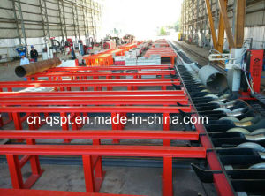 Automatic Pipe Fabrication Line pictures & photos
