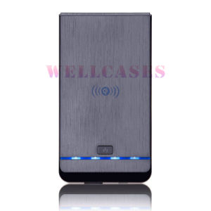 Mobile Phone Accessories 3800mAh Power Bank Qi 2A Input Wireless Charger pictures & photos