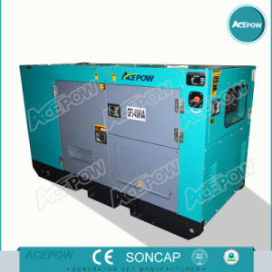 Cummins Silent Diesel Generator 40kVA pictures & photos