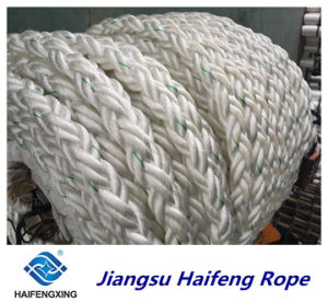 Eight Strands of Nylon Filament Rope PP Rope Quality Certification Mixed Batch Price Is Preferential pictures & photos