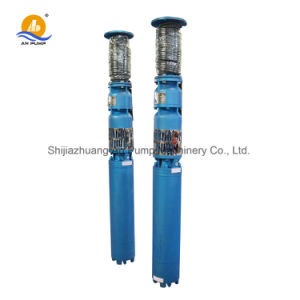 Deep Well Submersible Water Pump with ISO9001 Certificate pictures & photos