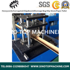 Wing Width 15-120mm with Thickness From 1.5-10mm Cardboard Edge Protector Machine pictures & photos
