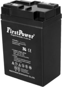 Emergency Lamp Battery (FP640A) pictures & photos