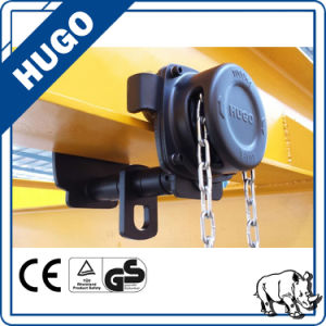 Chinese Supplier Manual Chain Block Trolley Hand Trolley pictures & photos