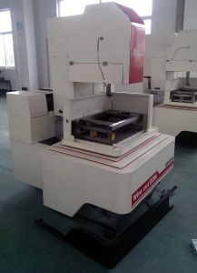CNC Wire Cutting EDM Machine with Table Travel 320× 400mm pictures & photos
