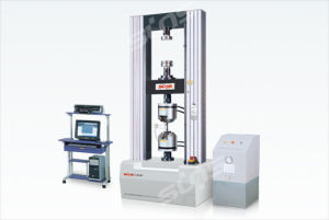 Floor-Standing Electromechanical Universal Testing Machine pictures & photos