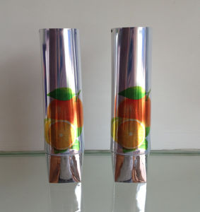 High Class Aluminum Collapsible Tubes for Cosmetics, Collapsable Aluminium Tubes pictures & photos