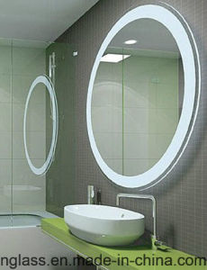 Vinyl Back Copper Free Decorative Mirror pictures & photos