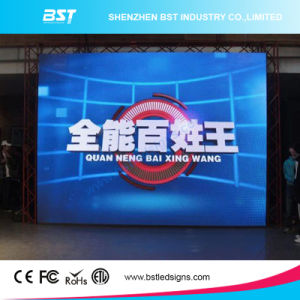 High Image Indoor LED Display for HD Fixed Installation pictures & photos