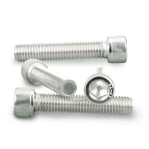 DIN912 Hex Socket Head Cap Bolts with Stainless Steel pictures & photos