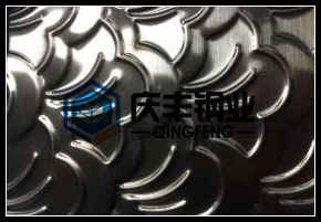 3D Stereoscopic Color Coated Stainless Steel Sheet (A119)
