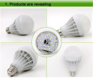 3W 5W 7W 9W 12W B22 E27 E14 Remote Control Rechargeable LED Bulb Light PC+Aluminum 3000k/6500k pictures & photos
