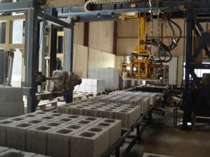 Fully Automatic Block Machine Line pictures & photos