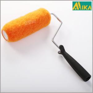 """7"""" Orange Polyester American Paint Roller with Handle (Tube system) pictures & photos"""