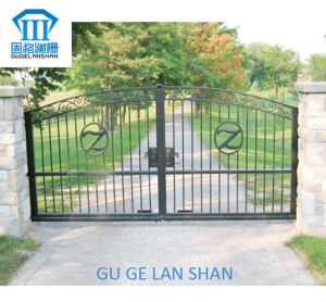 High Quality Crafted Wrought Iron Gate/Door 042 pictures & photos