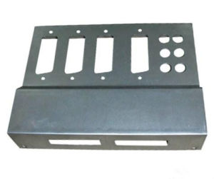 Protcetive Shield, Metal Box, CNC Bending Part, Industrial Fabrication