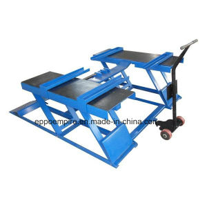 Lxs-6000 Factory Price Ce Approved Hydraulic Scissor Car Lift pictures & photos