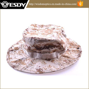 Hunting Bucket Hats Fishing Outdoor Wide Brim Military Boonie Hats pictures & photos