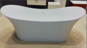 Top Quality Acrylic Stone Solid Surface Bathtub pictures & photos
