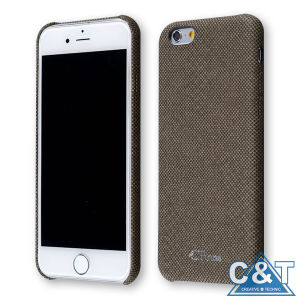 Pure Color PU Leather Case Cover for iPhone 6 4.7 pictures & photos