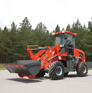 Cheap Price China Shovel Loader with Euroiii Engine pictures & photos