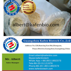 Light Yellow Micronized Anabolic Finaplix Trenbolone Acetate Revalor H Powder