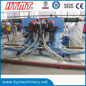 SW50A double elbow pipe bending folding forming machine pictures & photos