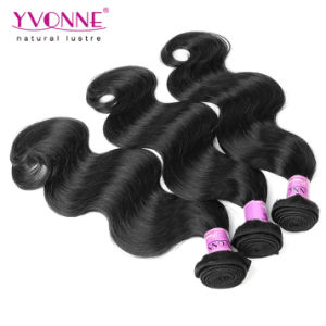 100% Human Hair Peruvian Virgin Remy Hair pictures & photos