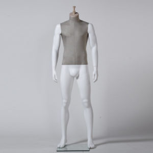 Headless Fabric Wrapped Male Mannequin From Yazi Mannequin pictures & photos