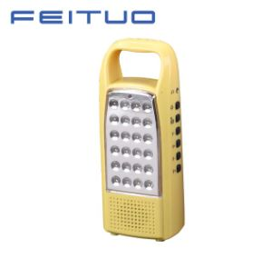 LED Portable Lamp, Rechargeable Lantern, Hand Light, FM Radio Light 620-Y pictures & photos