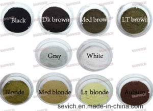 12g/25g Factory Natural Hair Concealor Powder Building Fiber pictures & photos