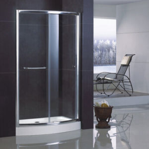 6 mm Tempered Glass Bowfront Shower Door pictures & photos