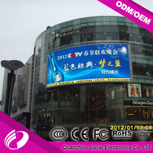 High Quality Outdoor Full Color P10 LED Display pictures & photos