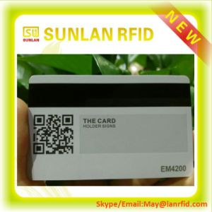 Factory Price Customized Hotel Magnetic Stripe Key Card (Free samples) pictures & photos
